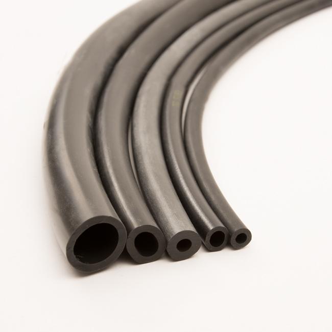 Rubber slang zwart