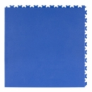 Pvc kliktegel leather blauw 500x500x5,5mm