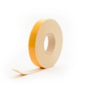 Celrubberband zk wit 10x10mm
